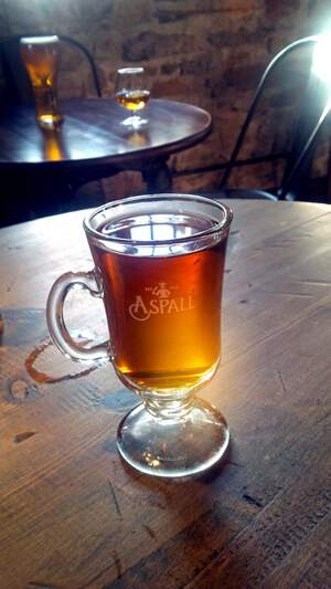 Image for National Hot Mulled Cider Day