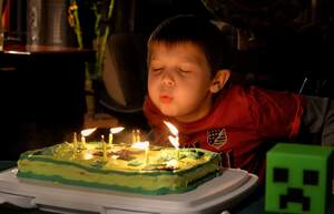 Image for National Attend Your Grandchild's Birthday Day