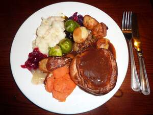 Image for National Yorkshire Pudding Day