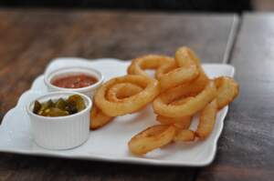 Image for National Onion Rings Day