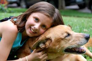 Image for National Kids and Pets Day