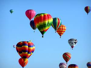 Image for Balloon Ascension Day