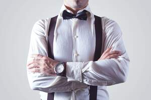 Image for National Suspenders Day