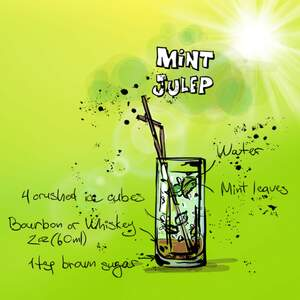 Image for National Mint Julep Day
