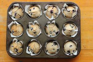 Image for National Blueberry Muffin Day