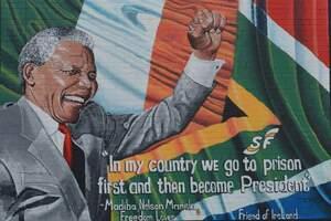 Image for Nelson Mandela International Day