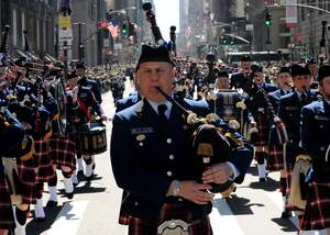 Image for International Bagpipe Day