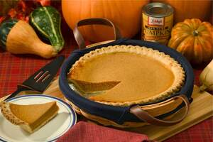 Image for National Pumpkin Pie Day