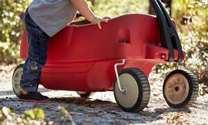 Image for Little Red Wagon Day