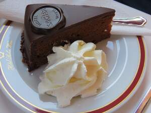 Image for National Sacher Torte Day