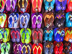 Image for National Flip Flop Day