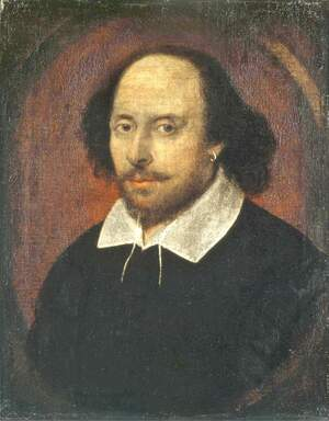 Image for Talk Like Shakespeare Day