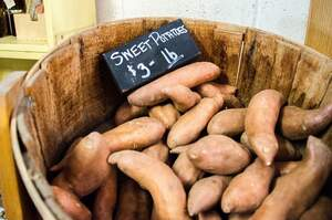 Image for National Cook a Sweet Potato Day