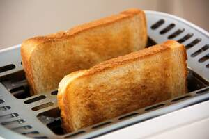 Image for National Melba Toast Day