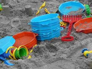 Image for National Sandcastle and Sculpture Day