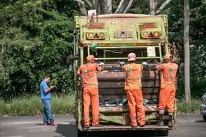 Image for Global Garbage Man Day