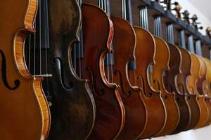 Image for National Violin Day