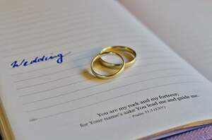 Image for National Wedding Planning Day