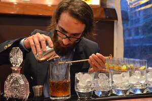 Image for Bartender and Mixologist Day